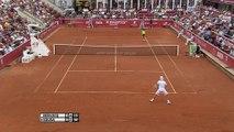 Bastad - Sousa rejoint Cuevas en finale