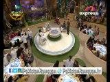 14th Sehri Qasas ul Anbiya & Aalim On Air Part 1 in Pakistan Ramazan 13-7-2014 Part 3