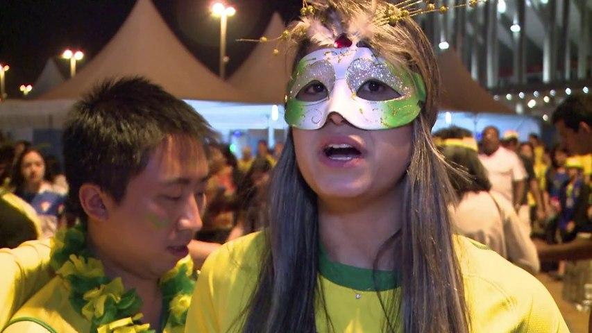Mondial: match funèbre pour le Brésil face aux Pays-Bas