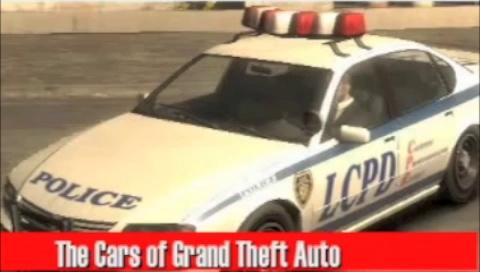 GTA Cars- Police Cars