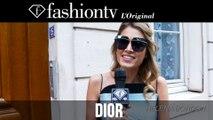 Dior Couture Arrivals ft Miroslava Duma | Paris Couture Fashion Week Fall/Winter 2014-15 | FashionTV