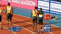 Blake limps out in Glasgow | By: www.findreplay.com