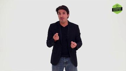 Jérémy Ferrari, Parrain du Comedy Contest 2014