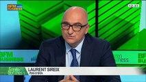 Mesurer pour économiser: Patricia Laurent et Laurent Sireix, dans Green Business – 13/07 3/4