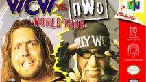 [N64] WCW vs nWo World Tour - OST - Menu