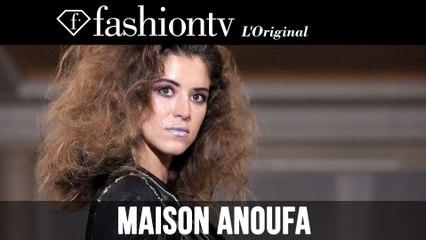Maison Anoufa Couture Fall/Winter 2014-15 | Paris Couture Fashion Week | FashionTV