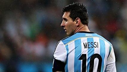 Allemagne-Argentine : le match le plus important de la carrière de Messi