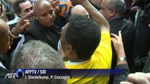 Pelé le apuesta a Alemania
