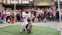 Fêtes médiévales : L'ambiance monte en ville