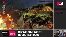 Dragon Age Inquisition gameplay video and interview E3 2014
