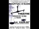 La Cour-ge   (1h30)   le voleur de courge,le notable,la justice, le public tranche...une de mes 26 pièces...