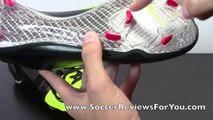 Nike GS (Green Speed) VS Nike Mercurial Vapor VIII - Comparison - 720p