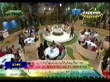 Pakistan Ramzan With Amir Liaquat By Express Entertainment - 13th July 2014 (Aftar) - part 2