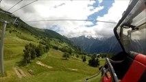 VTT descente 2 Alpes