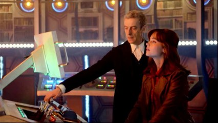 Doctor Who Series 8 : The official full length Tv launch trailer - VOSTFR