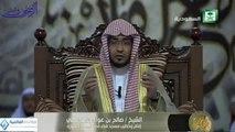 مقطع مؤثر ـ الذنوب شؤم على أصحابها  ـ الشيخ صالح المغامسي
