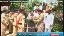 Col Zahir Shaheed & Col Arshad Shaheed Laid to Rest