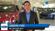 Landers Ford Collierville         Terrific         Five Star Review by Bryan E.