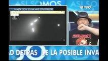 SALFATE Cometa ISON Esconde Naves Extraterrestres que se acercan a la Tierra