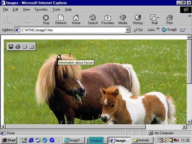 HTML - image tag IMG