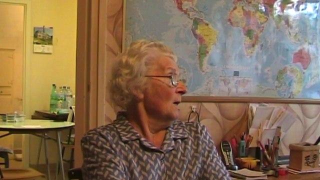 Pierrette Petitot, Villetaneuse, femme communiste élue maire, à la Libération