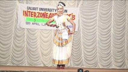 Mohiniyattam | Inter Zone Arts Fest