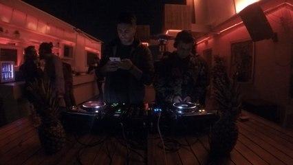 Orkun Bozdemir b2b Pineapple Pop [Private Party Project] Mentha Istanbul Dj set