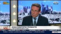 Jean-Christophe Fromantin, député-maire UDI de Neuilly-sur-Seine, dans l'invité de BFM Business – 15/07