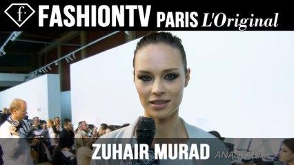 Zuhair Murad Couture Backstage | Paris Couture Fashion Week Fall/Winter 2014-15 | FashionTV