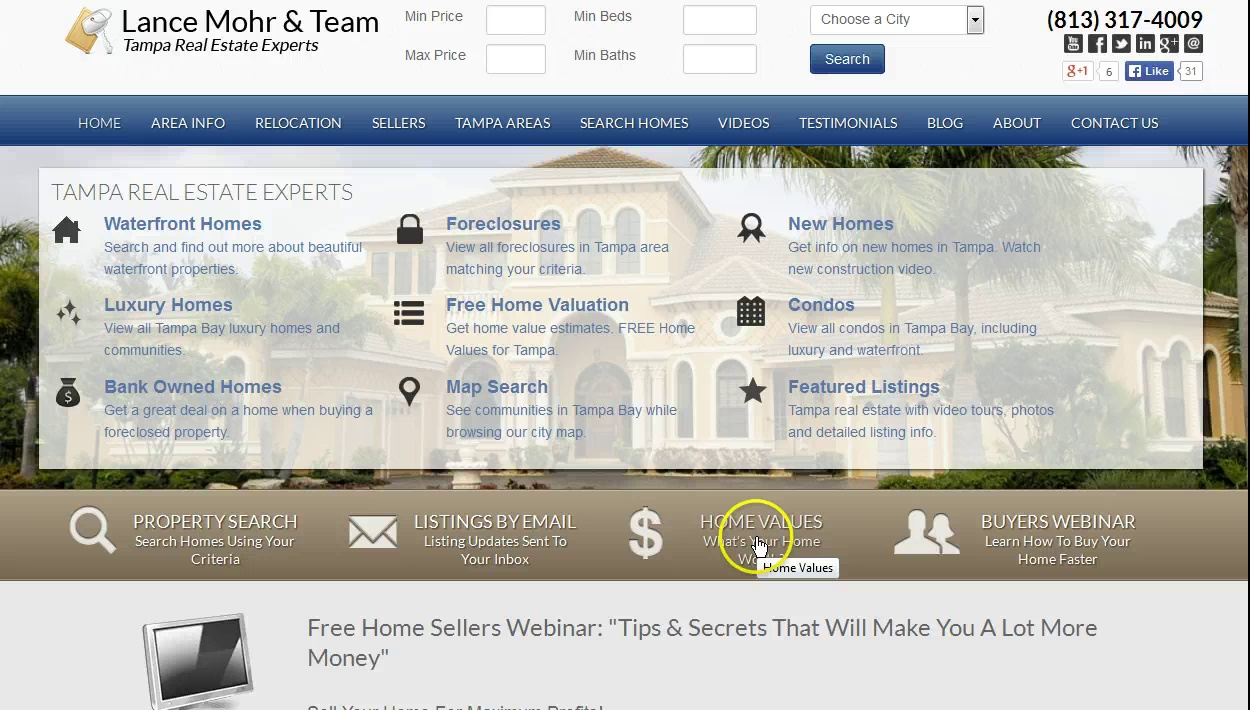Tampa MLS – Search the MLS in Tampa FL