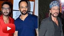 Rohit Shetty Turns PEACEMAKER Between Shahrukh Khan & Ajay Devgn !