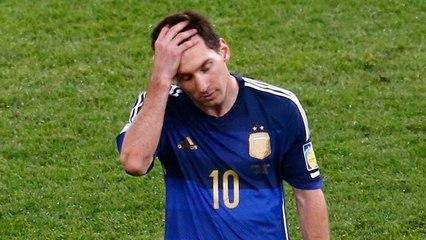 Saccomano : « Messi a fait un tournoi de « miedra » ! »