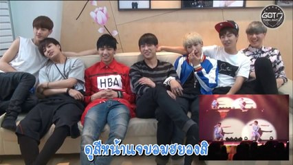[ซับไทย] 140701 GOT7 - JYP Audition Behind the story‏