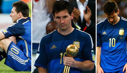 Messi élu meilleur joueur : un complot Adidas ?
