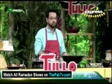 Pakistan Ramzan With Amir Liaquat By Express Entertainment - 14th July 2014 (Aftar) - part 1