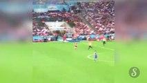 Streaker interrompt la final de coupe du monde de football Allemagne - Argentine!