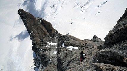 Roi de Siam Lifting du Roi Chamonix Mont-Blanc massif