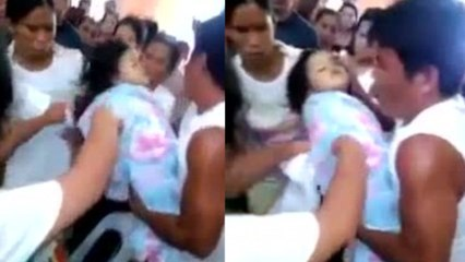 'Dead' Child Wakes Up During Own Funeral