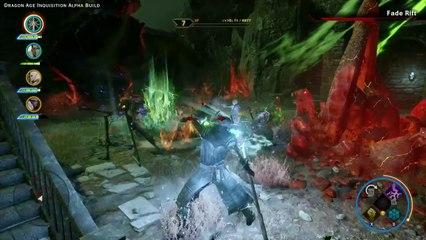 Demo Part Two: Redcliffe Castle de Dragon Age : Inquisition