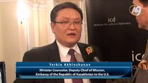 Yerkin Akhinzhanov, Minister Counselor, Deputy Chief of Mission, Embassy of the Republic of Kazakhstan to U.S.