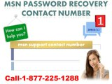 MSN Email Help call@1-877-225-1288 |MSN Password Reset|MSN Support