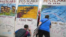 Anti-fracking Protesters Arrested In U.S. Capital