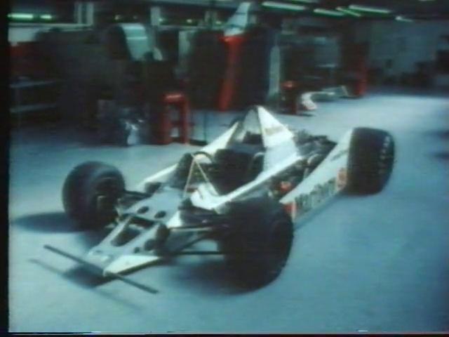 Formula one in 1980