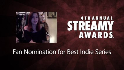 Jillian Clare talks Clutch Feature Film and the Streamys!