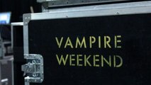 The New Yorker Festival - Backstage with Vampire Weekend
