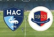 Le résumé du match Havre AC - SMCaen