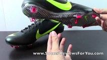 Nike Mercurial Vapor VIII SEAWEEDVOLT - UNBOXING 2 - 720p