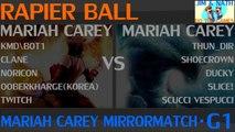 Dota 2 // Rapierball - Ovaltine - Mariah Carey's Face vs Mariah Carey's Feet - DoTheGames