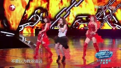 中国梦之声 20130707 12强争霸战第二场