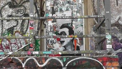 'ich bin ein street artist' / Berlin